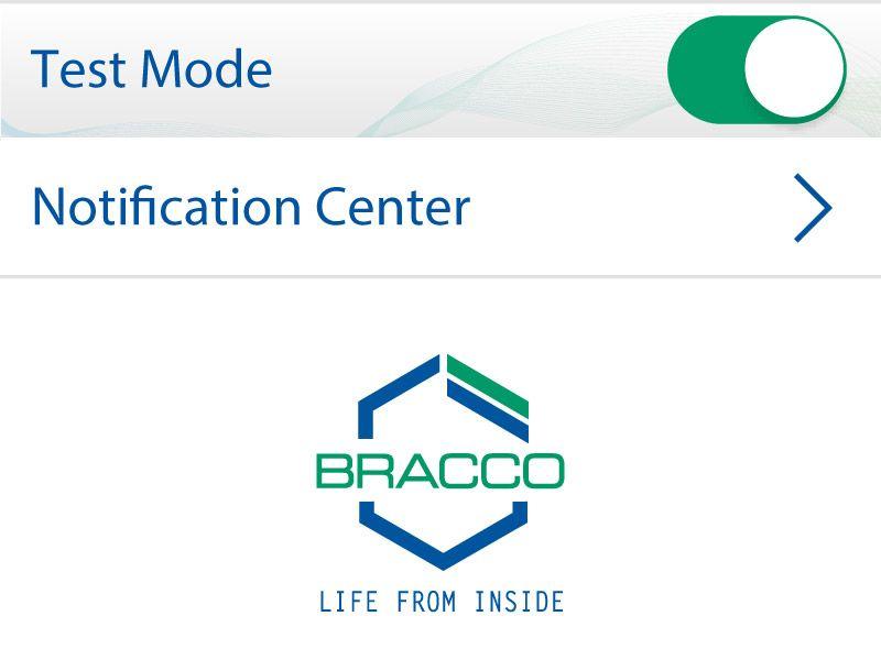 bracco_sales-test_mode