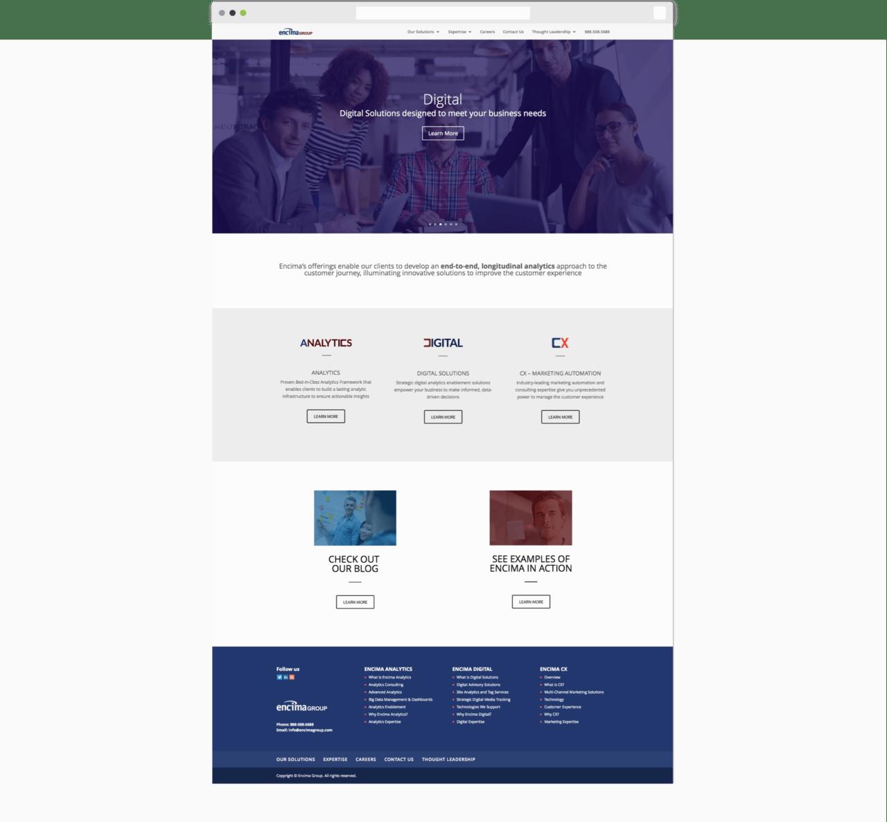 encima-website_screenshot