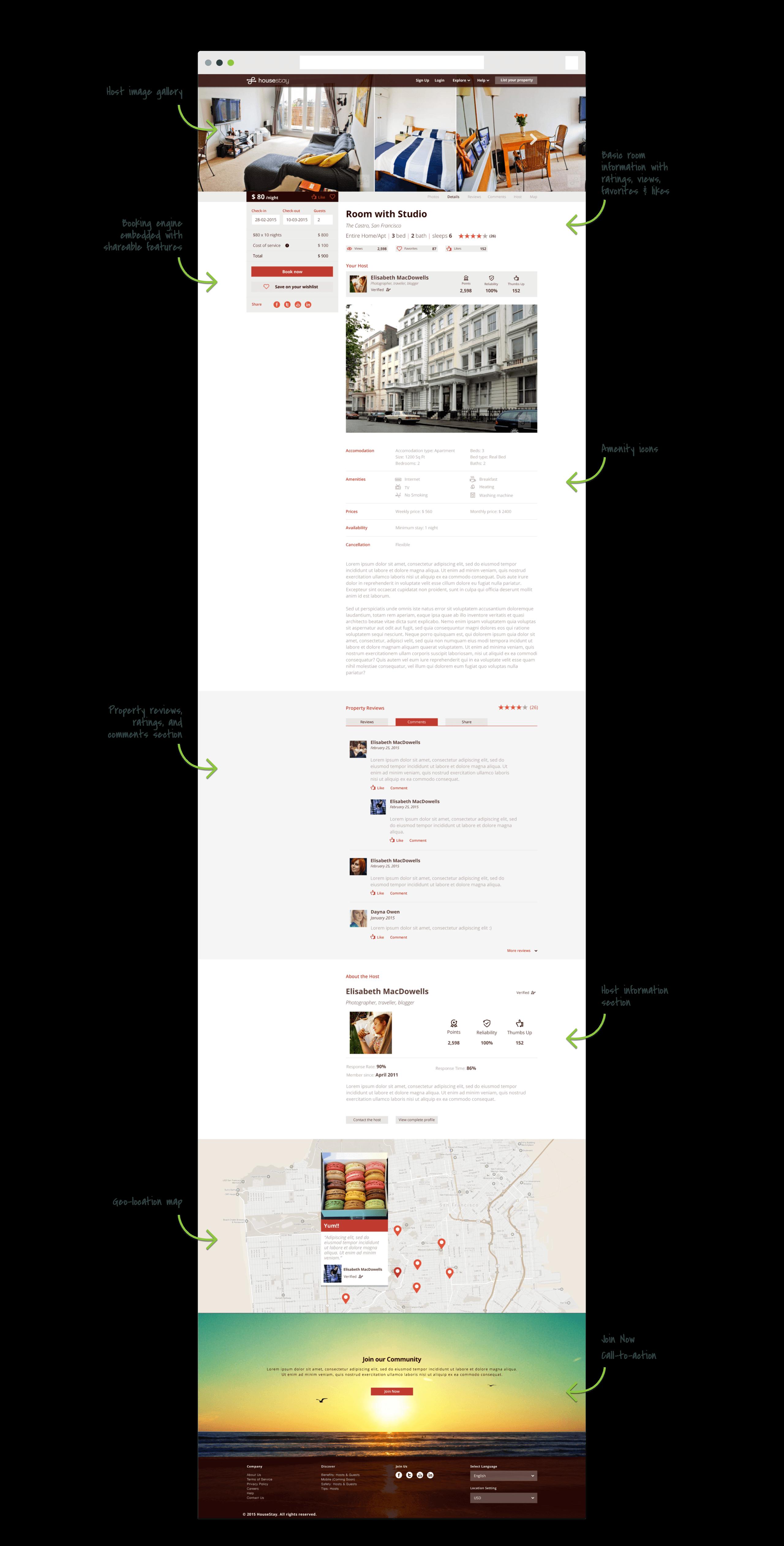 housestay-website_screenshot