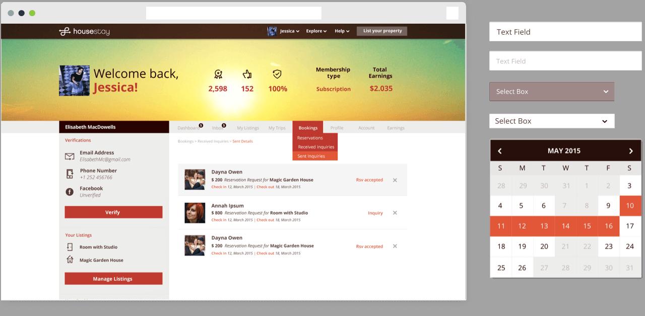 housetay-website