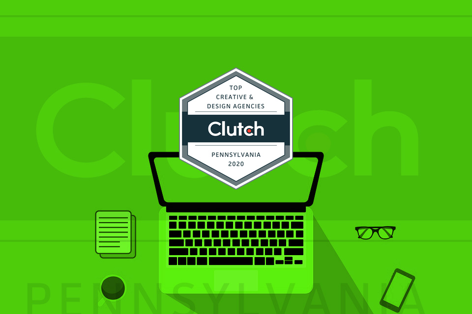 Iperdesign, Inc. Recognized as a Top Creative & Design Agency in Pennsylvania by Clutch