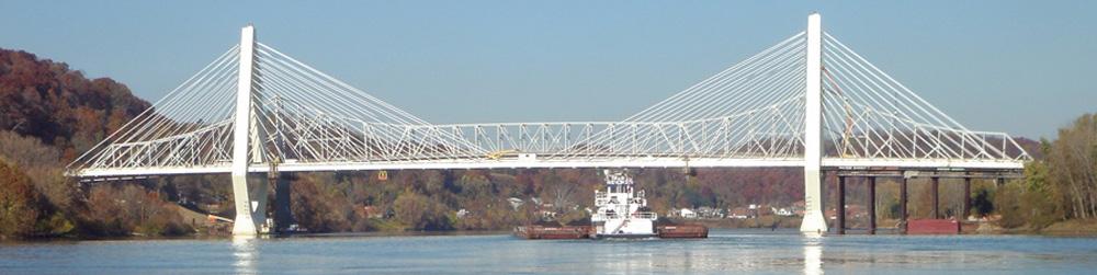 Bridge of Honor - Pomeroy, Ohio