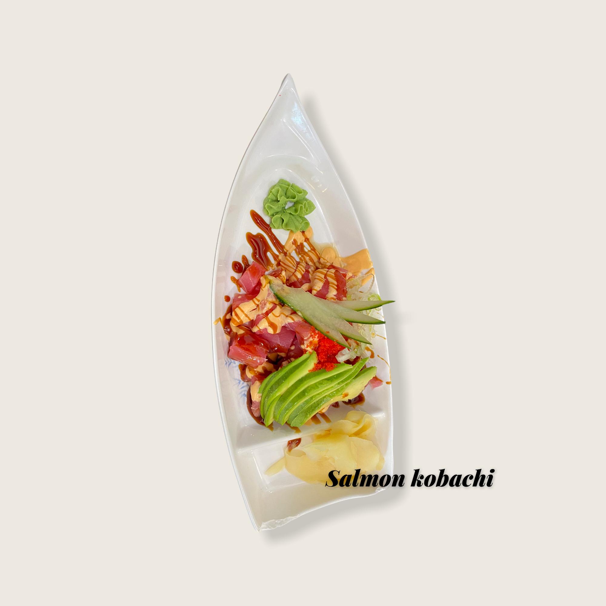 Salmon Kano chi