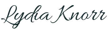 Lydia Knorr Logo