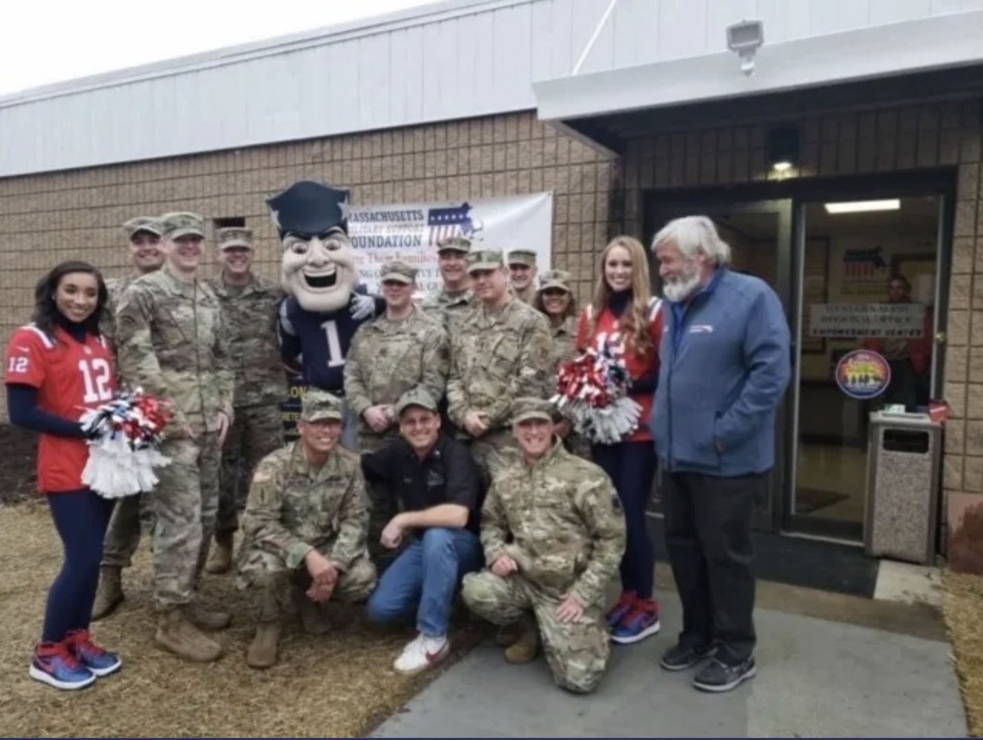 Cape Cod Military Support Foundation, Inc.