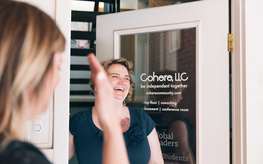 Coworking in Fort Collins: Cohere Coworking