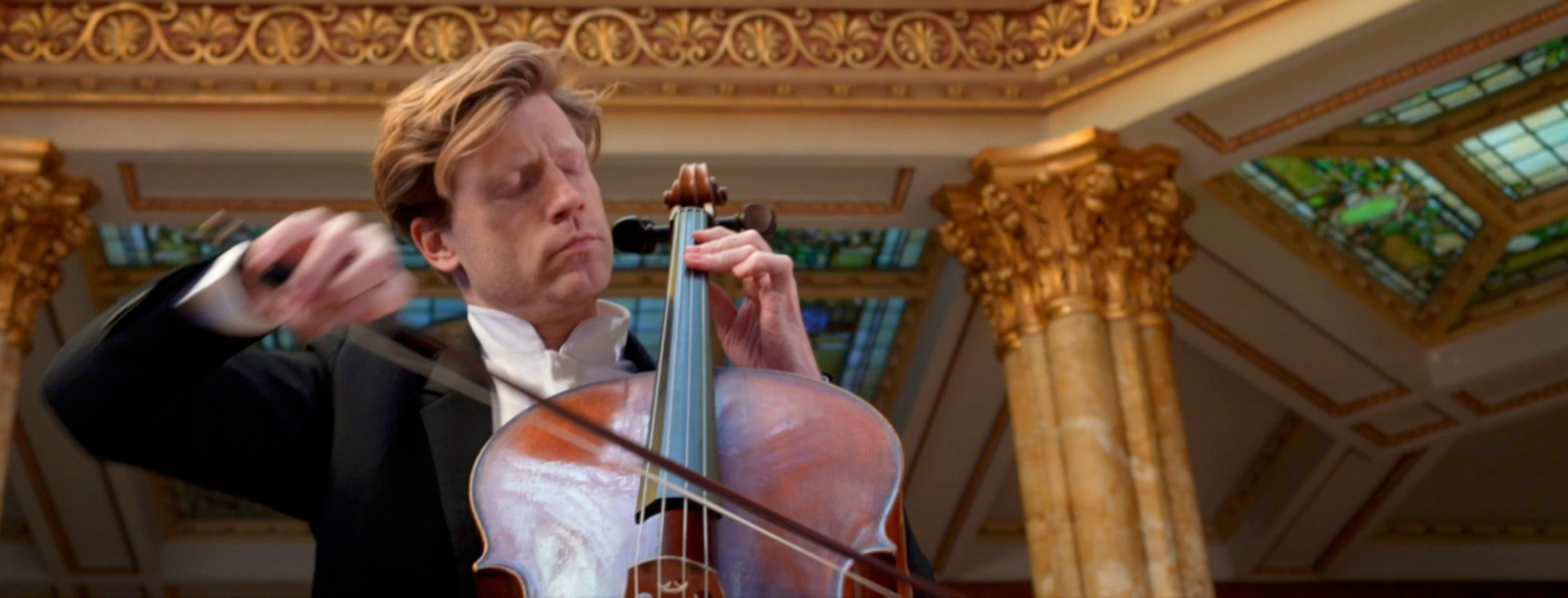Eric Byers, cello