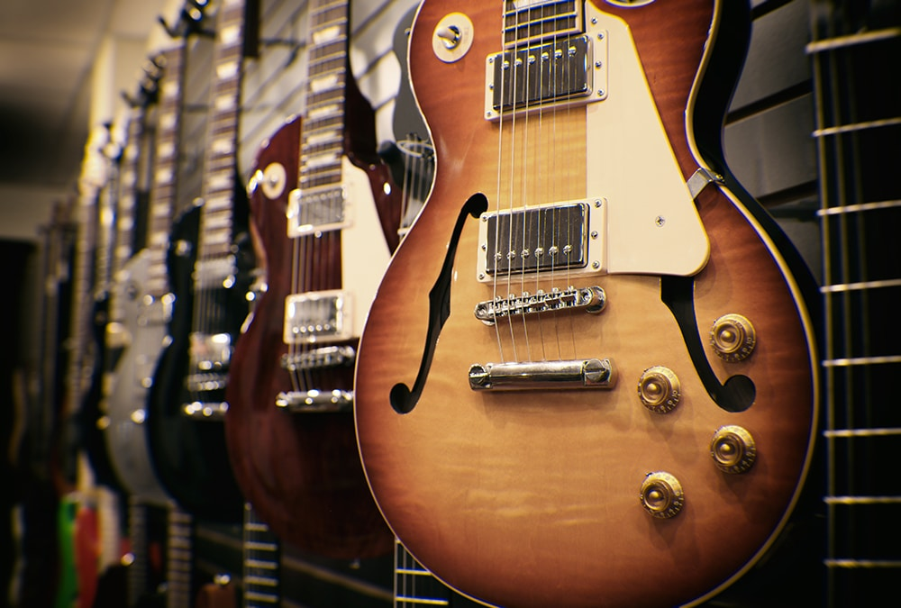 """Vintage """"Pawn Shop"""" Guitars Are More Popular Than Ever"""