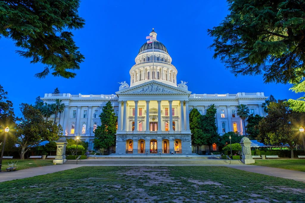 New Gun Restrictions in California in 2020