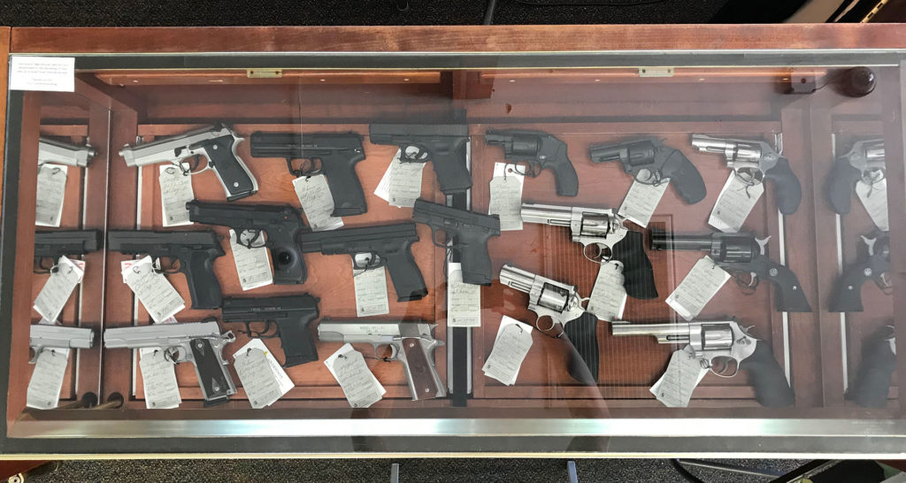 Selling and Buying Firearms From a Pawn Shop