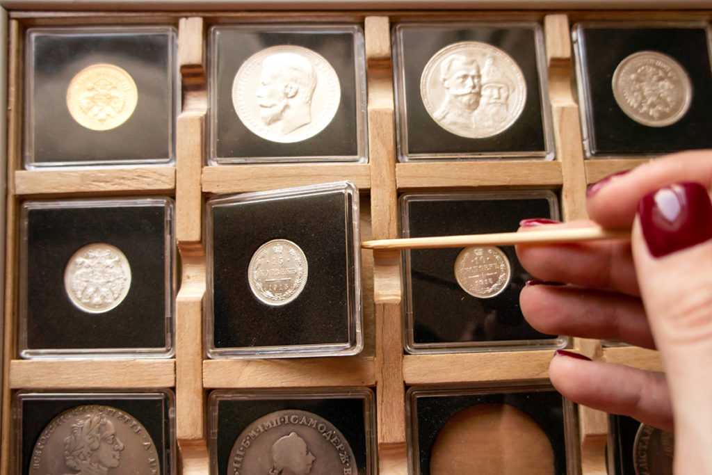There is No Coin Shortage at Traders Loan & Jewelry