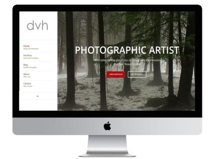 Windrose Web Design - DVH