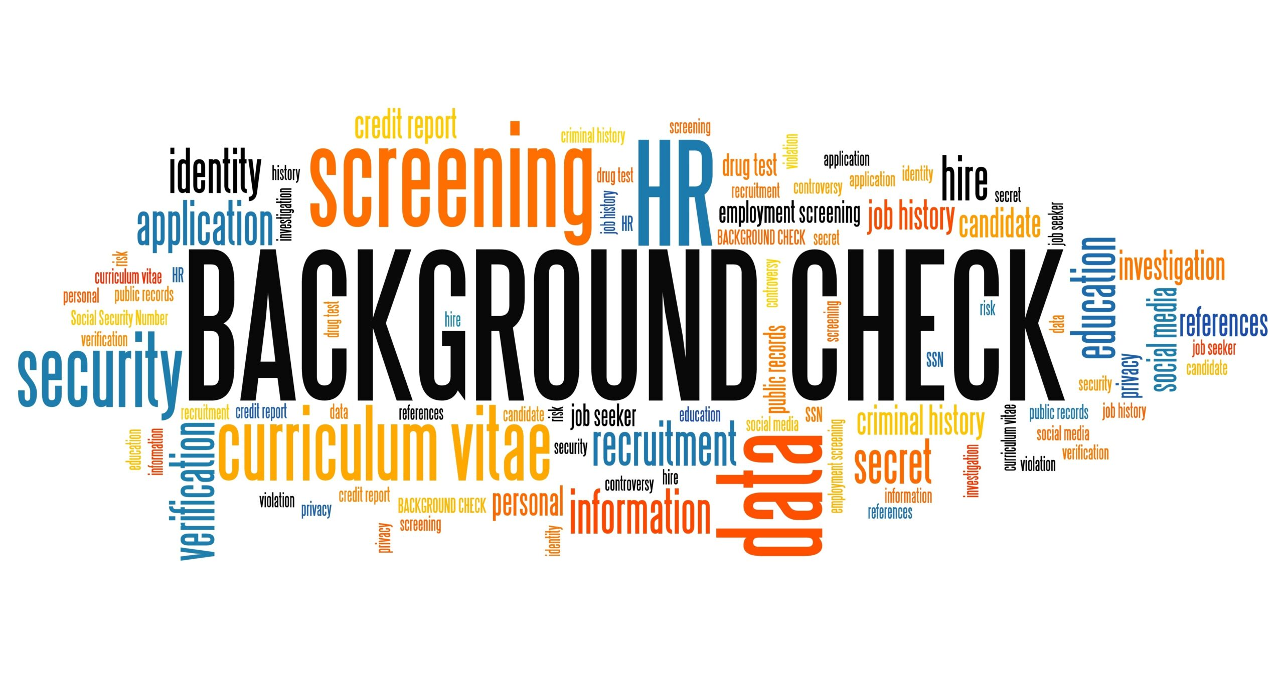 Background,Check,-,Career,Screening.,Word,Cloud,Concept.
