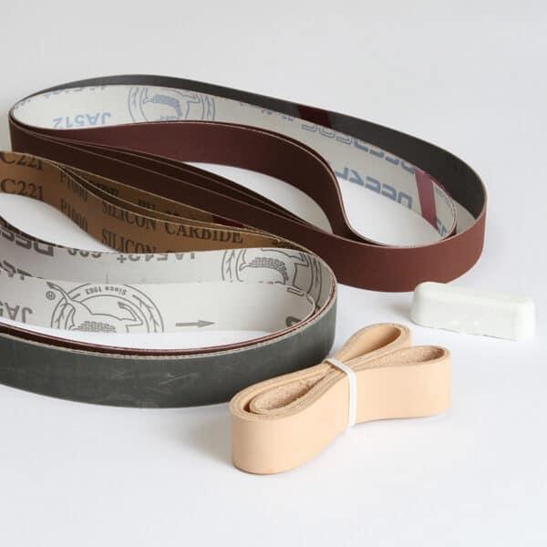 Surgi-Sharp SS32 Leather Belt Kit