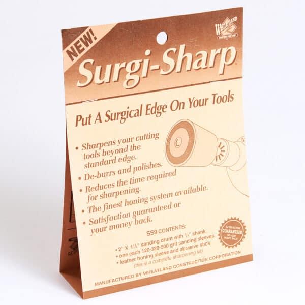 Surgi-Sharp SS9 Full Sharpening Kit