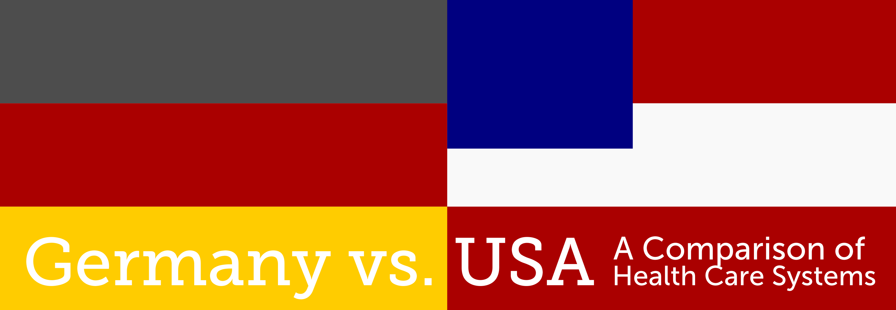germany vs usa health care systems comparision
