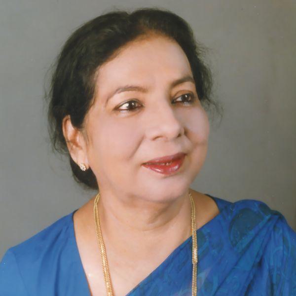 02 Co-Founder Mrs. Virginia Singh