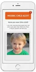 missing child alert layered solutions 01