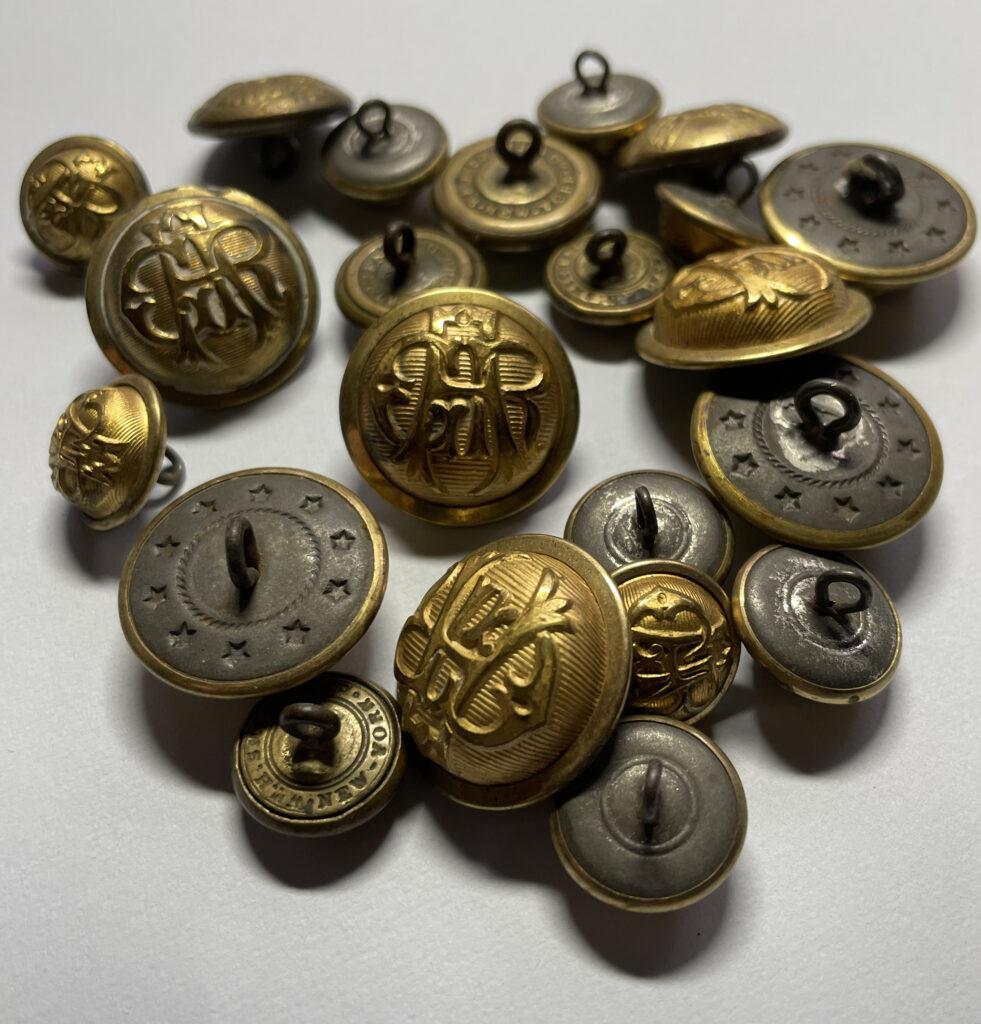 GAR Buttons