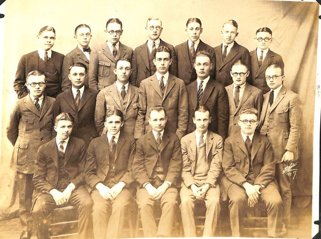 Oxford Club 1922-23