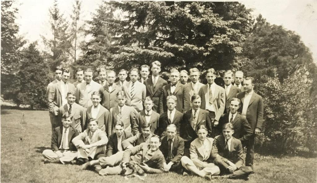 Sigma Nu Boys Wesleyan University