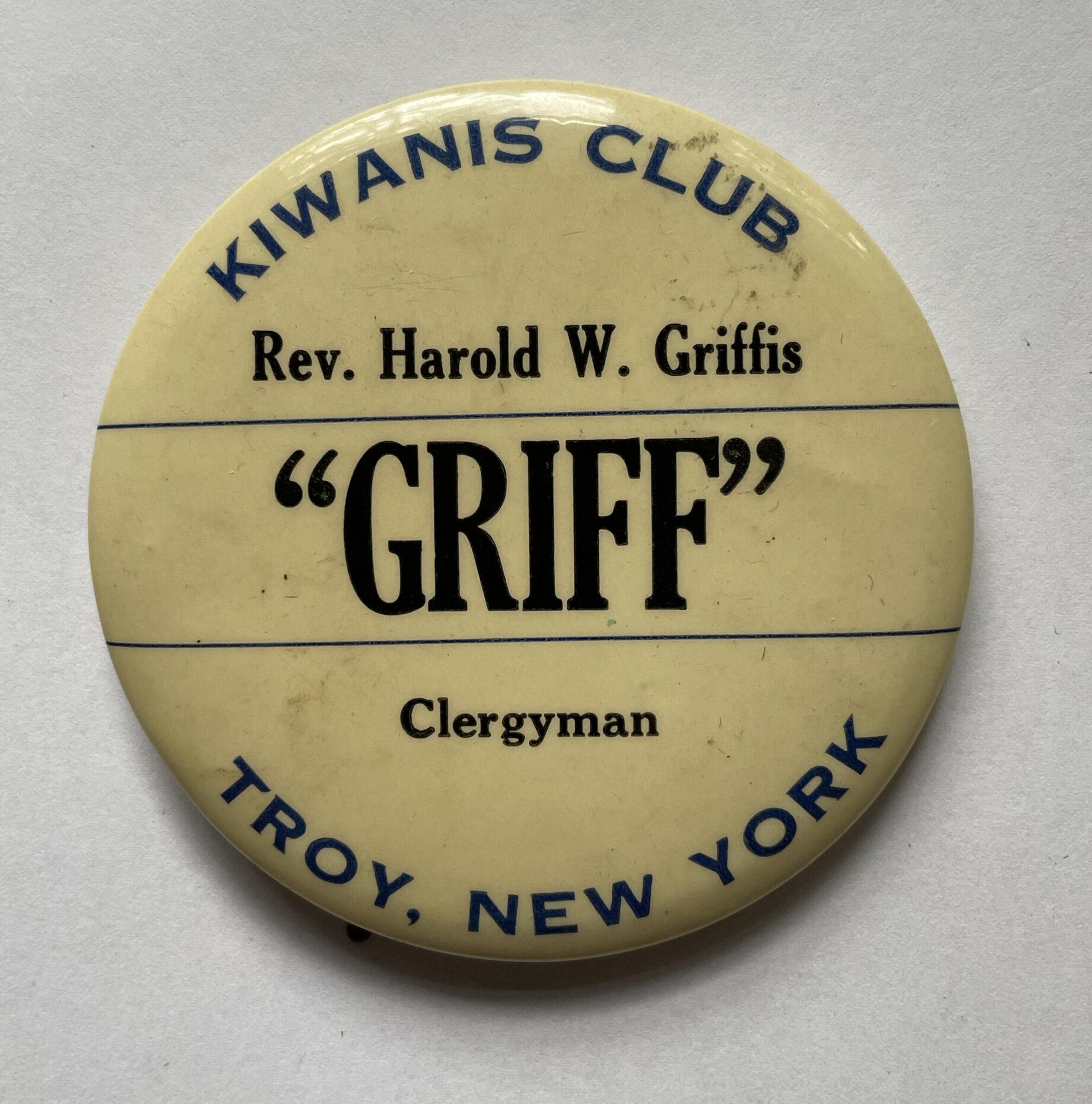 Griff Kiwanas Club