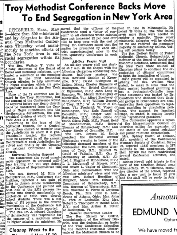 The Glens Falls times May 06 1955 Page 2