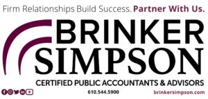 Brinker Simpson CPA firm logo