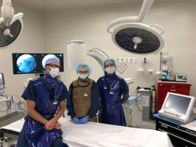 Regional Pain Institute medical staff