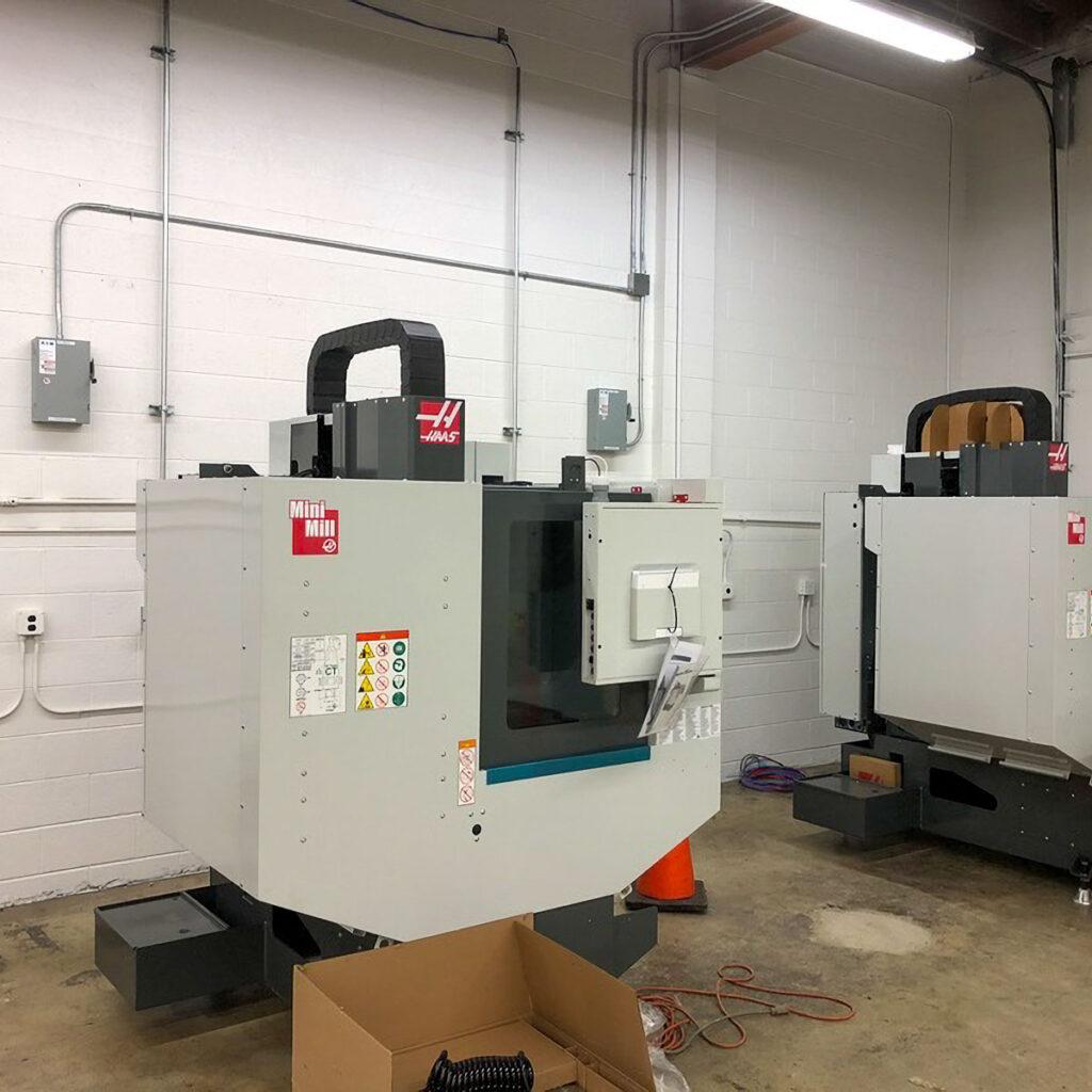 cnc machine industrial electric service