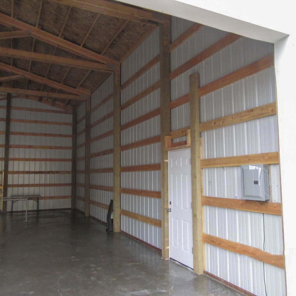 horse barn indoor electrical panel