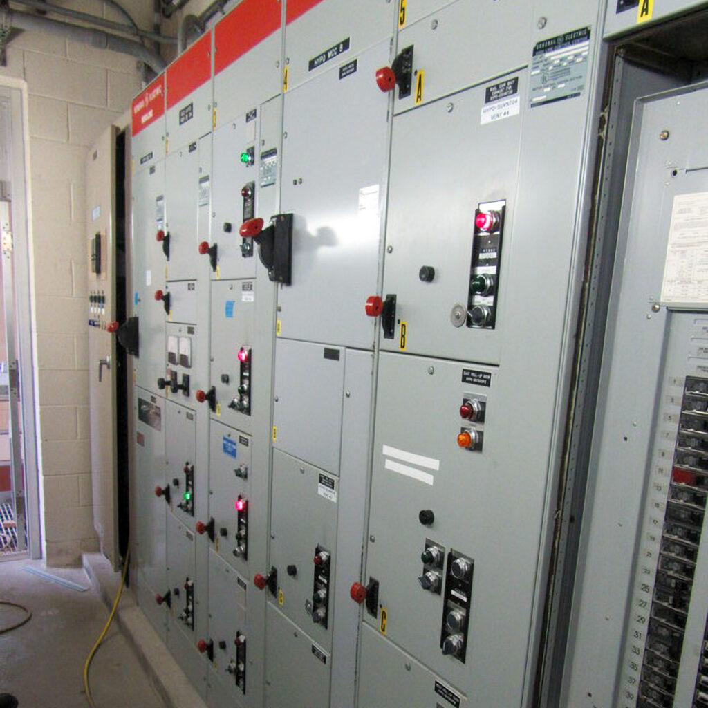 industrial breaker panels electrical service
