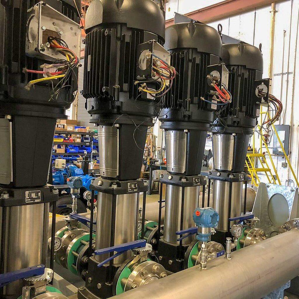 industrial electrical motors electrician service