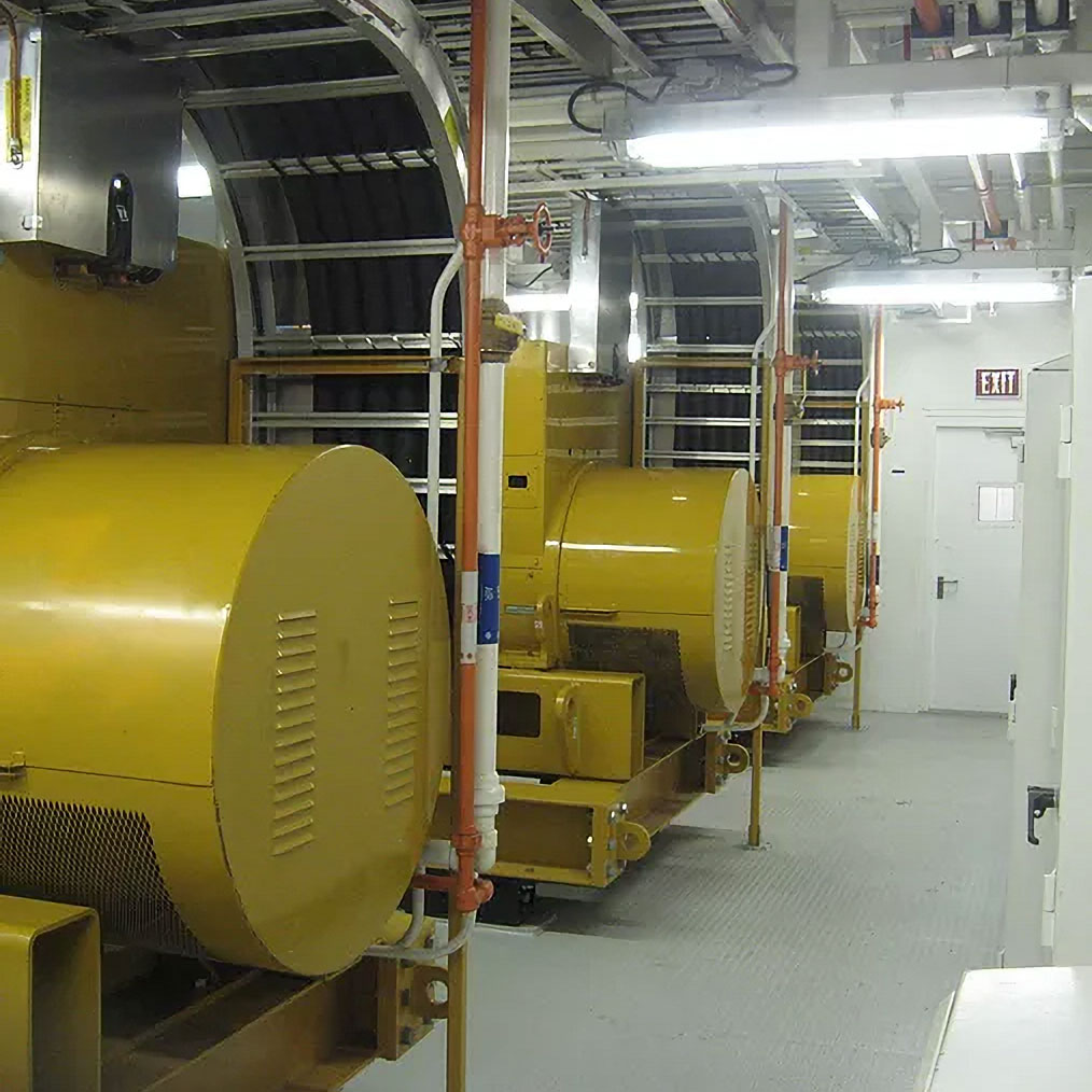 industrial machinery maintenance