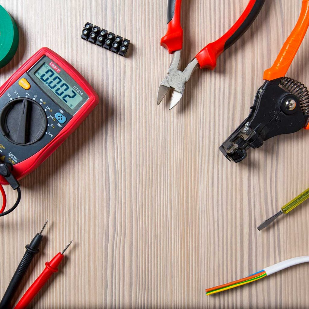 commercial electrical tools