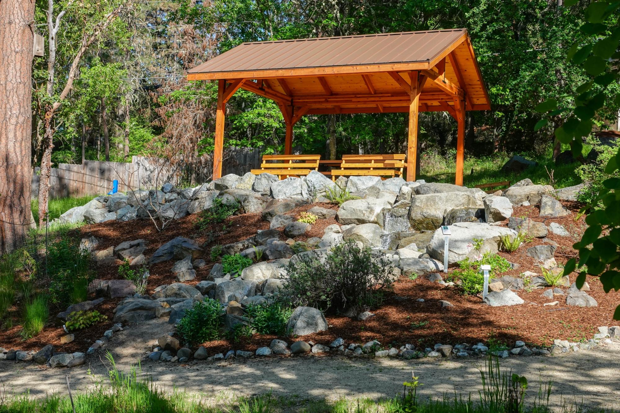 Thank You Arboretum Volunteers