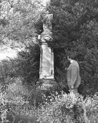 Marshall Family Cemetery 1969