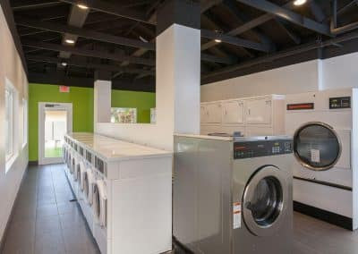 Pacific Palms laundry room