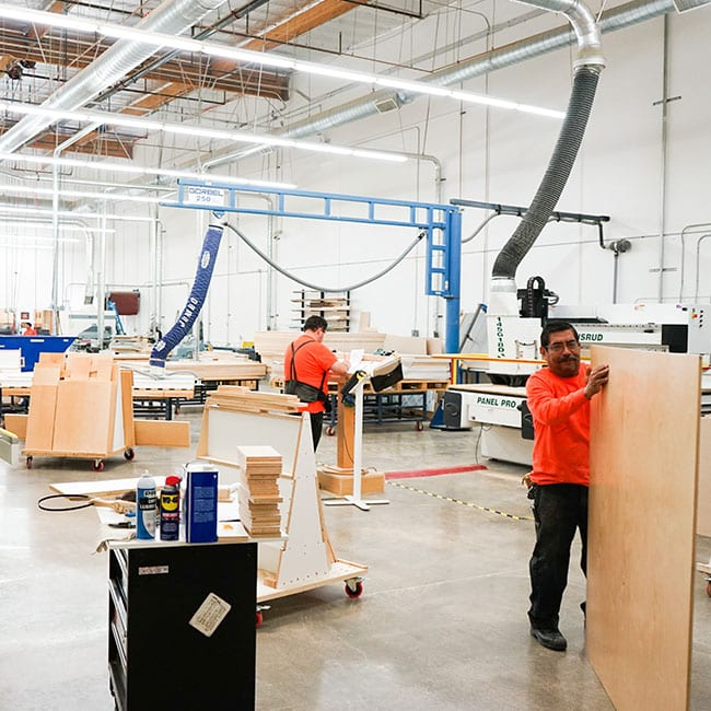 Economical floor staff building products