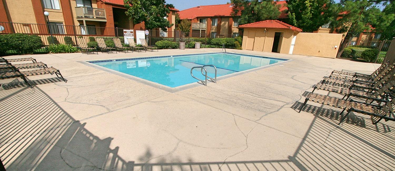 Corona Pointe Community Pool Before
