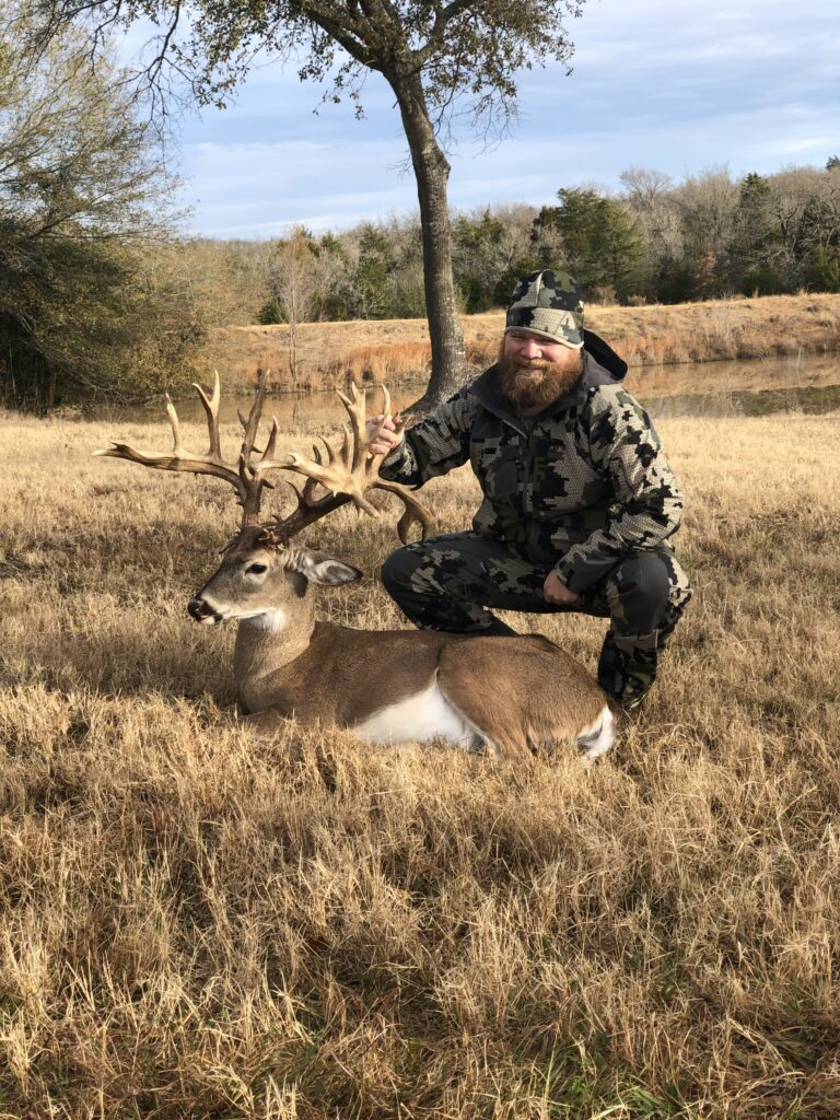 #1 SCI Texas Whitetail (Muzzleloader)