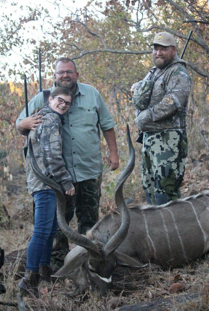 Jason's Kudu Bull