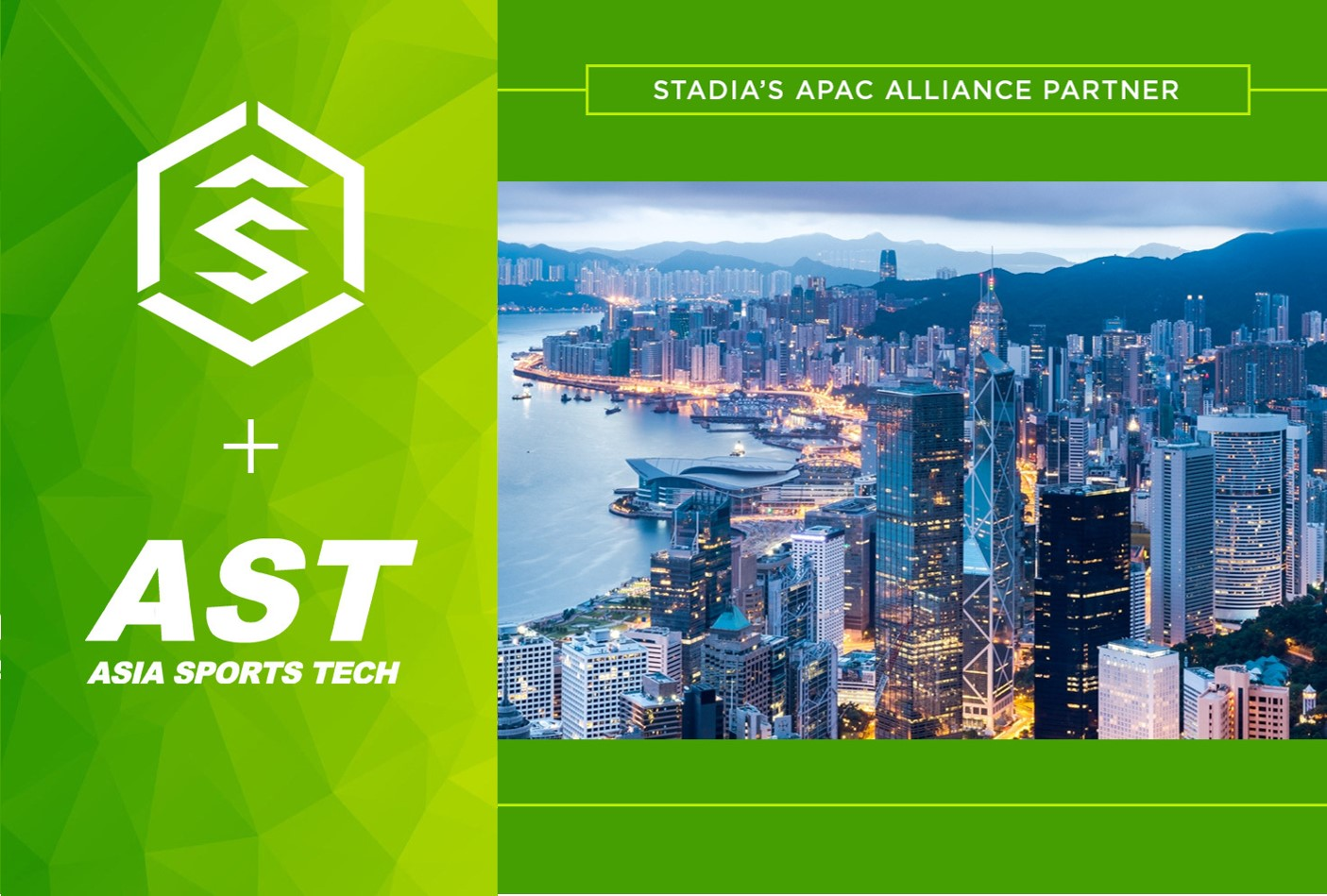 Stadia Ventures Teams Up with Asia Sports Tech to Form Asia-Pacific Alliance