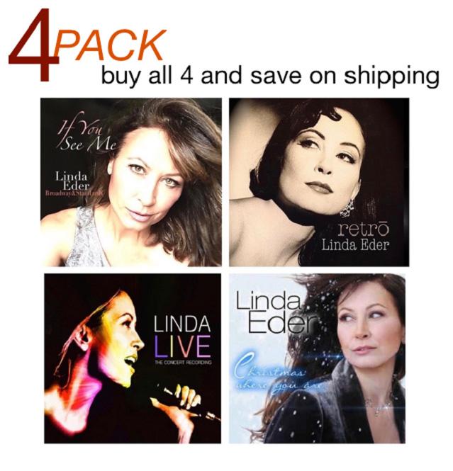 CD 4 Pack (USA)