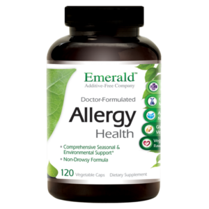 Emerald Allergy Health (120) Bottle