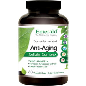 Emerald Labs Anti-Aging (60) Bottle