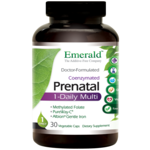 Emerald Labs Prenatal 1-Daily (30) Multi Bottle
