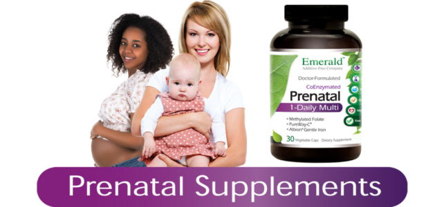 Prenatal Supplements
