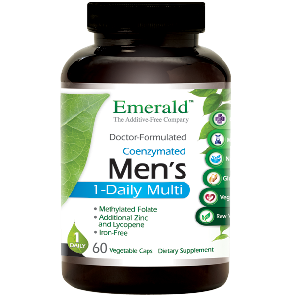 Emerald Labs Men's 1-Daily (60) Bottle