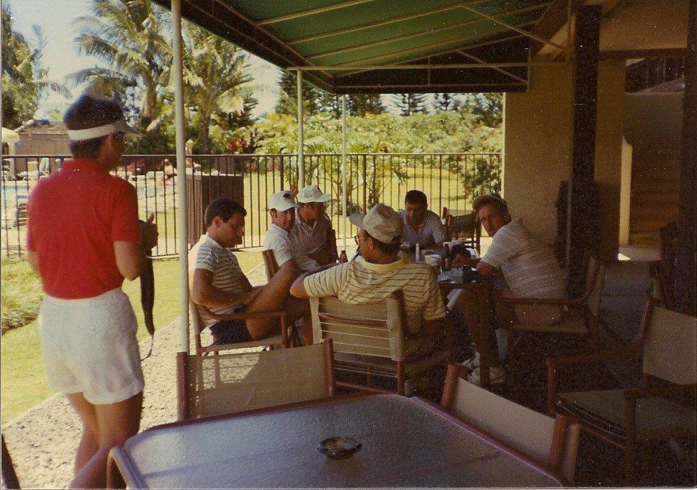 This image has an empty alt attribute; its file name is golf_get_away_kauaii_1985.__mike_gross_and_doug_arnold.jpg